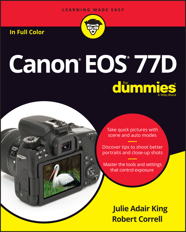 Canon EOS 77D For Dummies