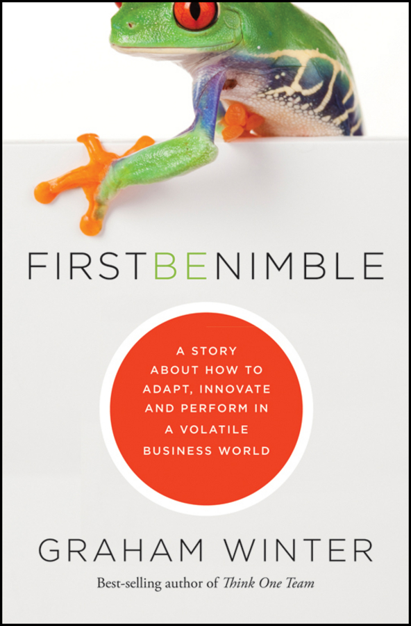 First Be Nimble. A Story About How to Adapt, Innovate and Perform in a Volatile Business World
