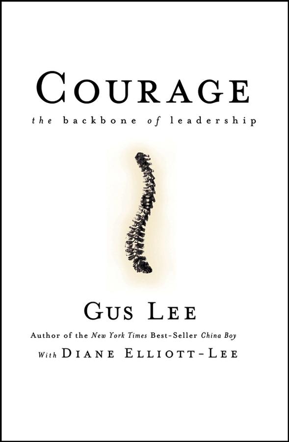 Courage. The Backbone of Leadership