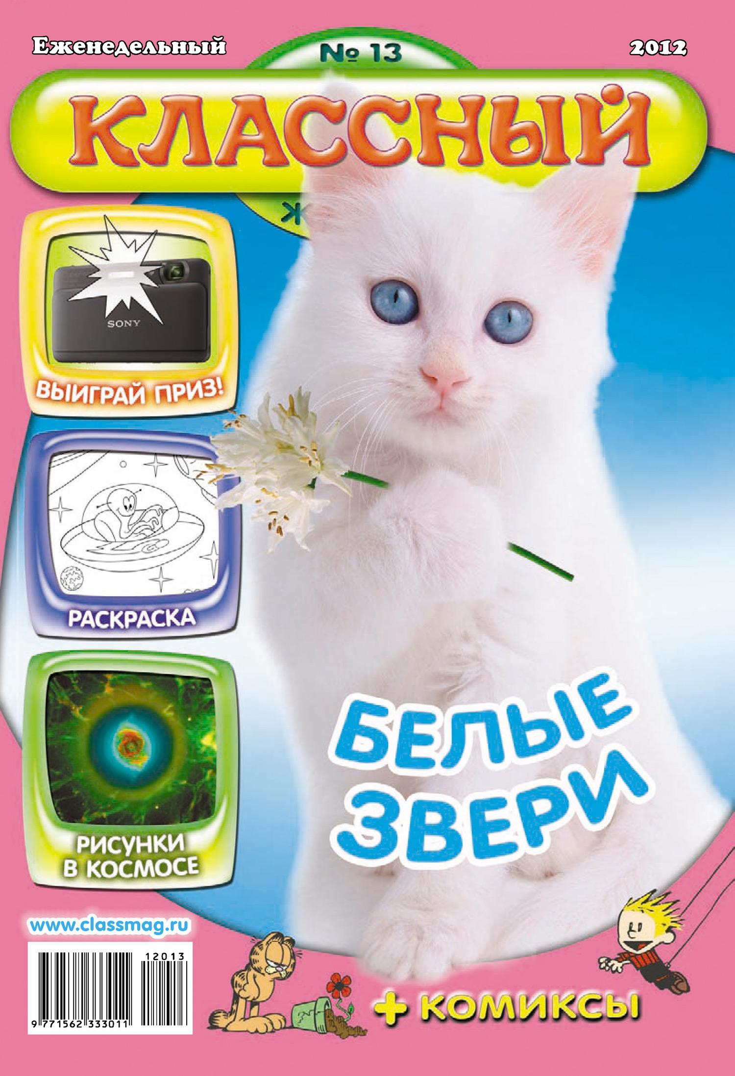 Классный журнал №13/2012