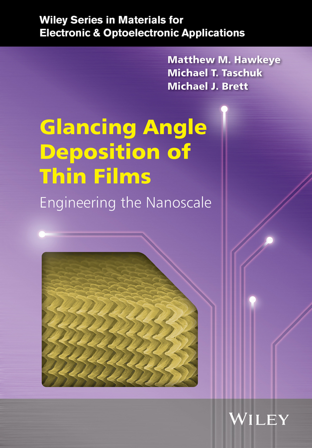 Glancing Angle Deposition of Thin Films. Engineering the Nanoscale