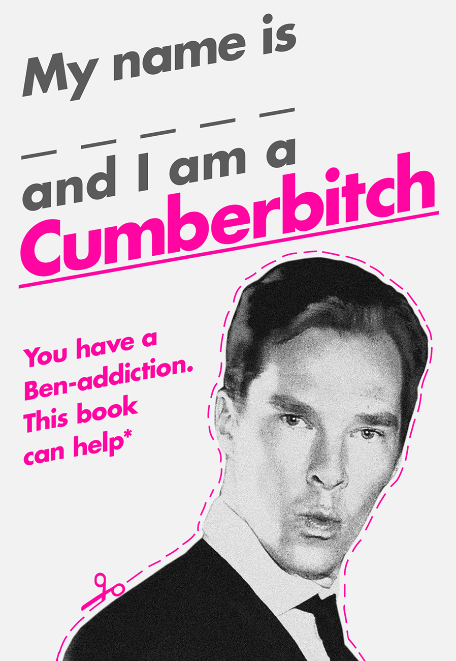 My Name Is X and I Am a Cumberbitch