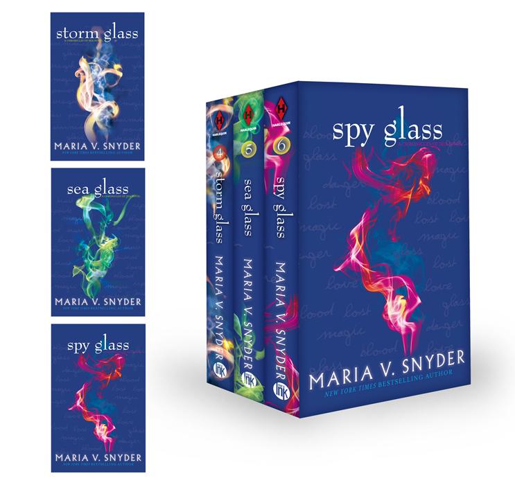 Glass Collection: Storm Glass / Sea Glass / Spy Glass