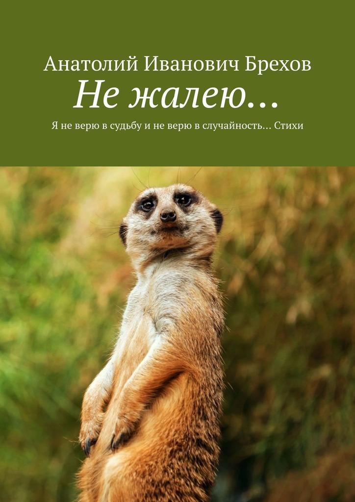 Обложка «Нежалею… Я неверю всудьбу иневерю вслучайность… Стихи»