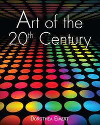 Обложка «Art of the 20th Century»