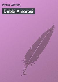 Обложка «Dubbi Amorosi»