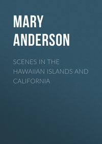 Обложка «Scenes in the Hawaiian Islands and California»