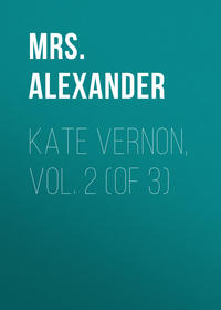 Обложка «Kate Vernon, Vol. 2 (of 3)»