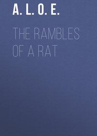 Обложка «The Rambles of a Rat»
