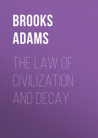 Обложка «The Law of Civilization and Decay»