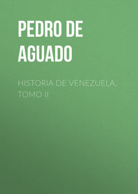 Обложка «Historia de Venezuela, Tomo II»