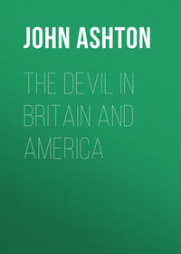 Обложка «The Devil in Britain and America»
