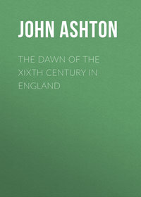 Обложка «The Dawn of the XIXth Century in England»