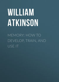 Обложка «Memory: How to Develop, Train, and Use It»