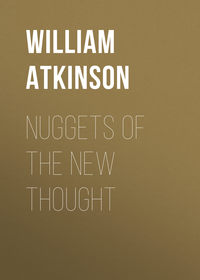 Обложка «Nuggets of the New Thought»