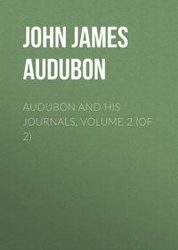 Обложка «Audubon and his Journals, Volume 2 (of 2)»