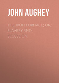 Обложка «The Iron Furnace; or, Slavery and Secession»