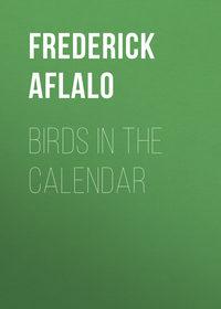Обложка «Birds in the Calendar»