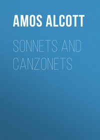 Обложка «Sonnets and Canzonets»