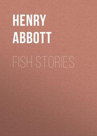 Обложка «Fish Stories»