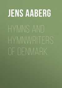Обложка «Hymns and Hymnwriters of Denmark»