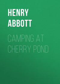 Обложка «Camping at Cherry Pond»