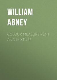 Обложка «Colour Measurement and Mixture»