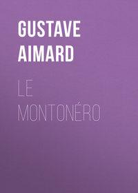 Обложка «Le Montonéro»