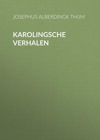 Обложка «Karolingsche Verhalen»