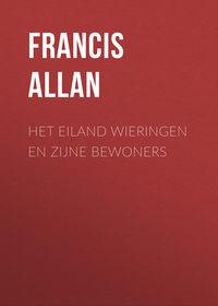 Обложка «Het Eiland Wieringen en Zijne Bewoners»
