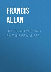 Обложка «Het Eiland Vlieland en Zijne Bewoners»