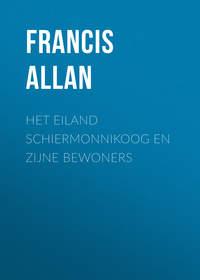 Обложка «Het Eiland Schiermonnikoog en Zijne Bewoners»