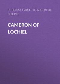 Обложка «Cameron of Lochiel»