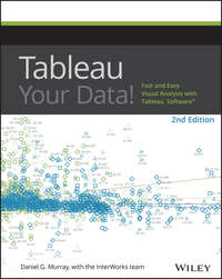 Обложка «Tableau Your Data!»