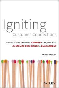 Обложка «Igniting Customer Connections»