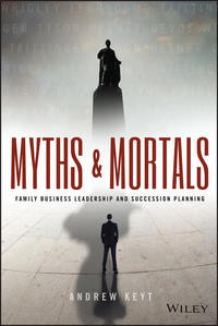 Обложка «Myths and Mortals»