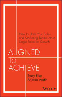 Обложка «Aligned to Achieve»