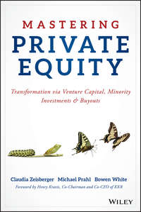 Обложка «Mastering Private Equity»