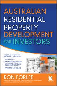 Обложка «Australian Residential Property Development for Investors»
