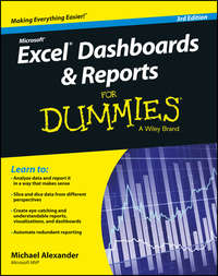 Обложка «Excel Dashboards and Reports for Dummies»