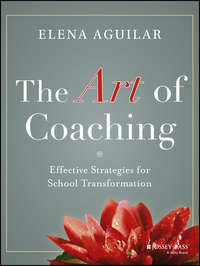 Обложка «The Art of Coaching. Effective Strategies for School Transformation»