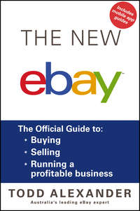 Обложка «The New ebay. The Official Guide to Buying, Selling, Running a Profitable Business»