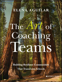 Обложка «The Art of Coaching Teams. Building Resilient Communities that Transform Schools»