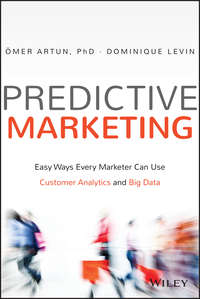 Обложка «Predictive Marketing. Easy Ways Every Marketer Can Use Customer Analytics and Big Data»