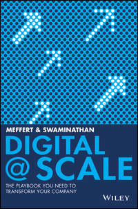 Обложка «Digital @ Scale. The Playbook You Need to Transform Your Company»