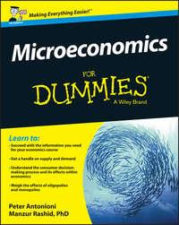 Обложка «Microeconomics For Dummies - UK»