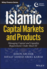 Обложка «Islamic Capital Markets and Products. Managing Capital and Liquidity Requirements Under Basel III»
