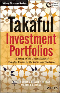 Обложка «Takaful Investment Portfolios. A Study of the Composition of Takaful Funds in the GCC and Malaysia»
