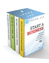 Обложка «Start Up a Business Digital Book Set»