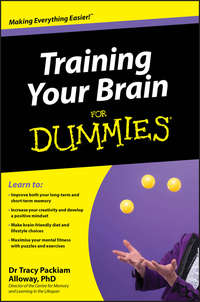 Обложка «Training Your Brain For Dummies»